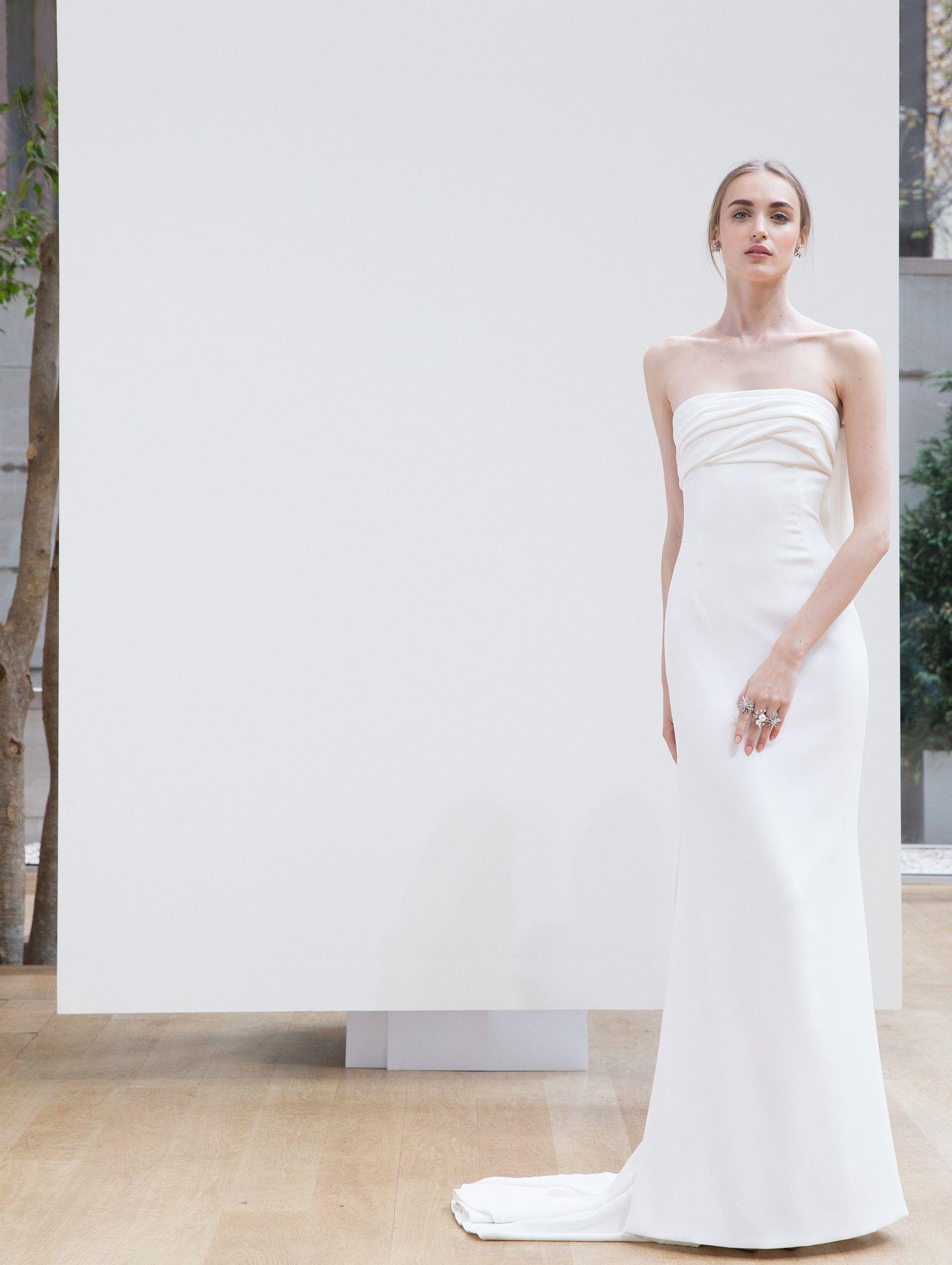 Silk Georgette Logan Gown