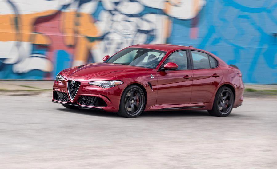 2018 Alfa Romeo Giulia Quadrifoglio Lamborghini Alfa Romeo Giulia Quadrifoglio Alfa Romeo Giulia Alfa Romeo