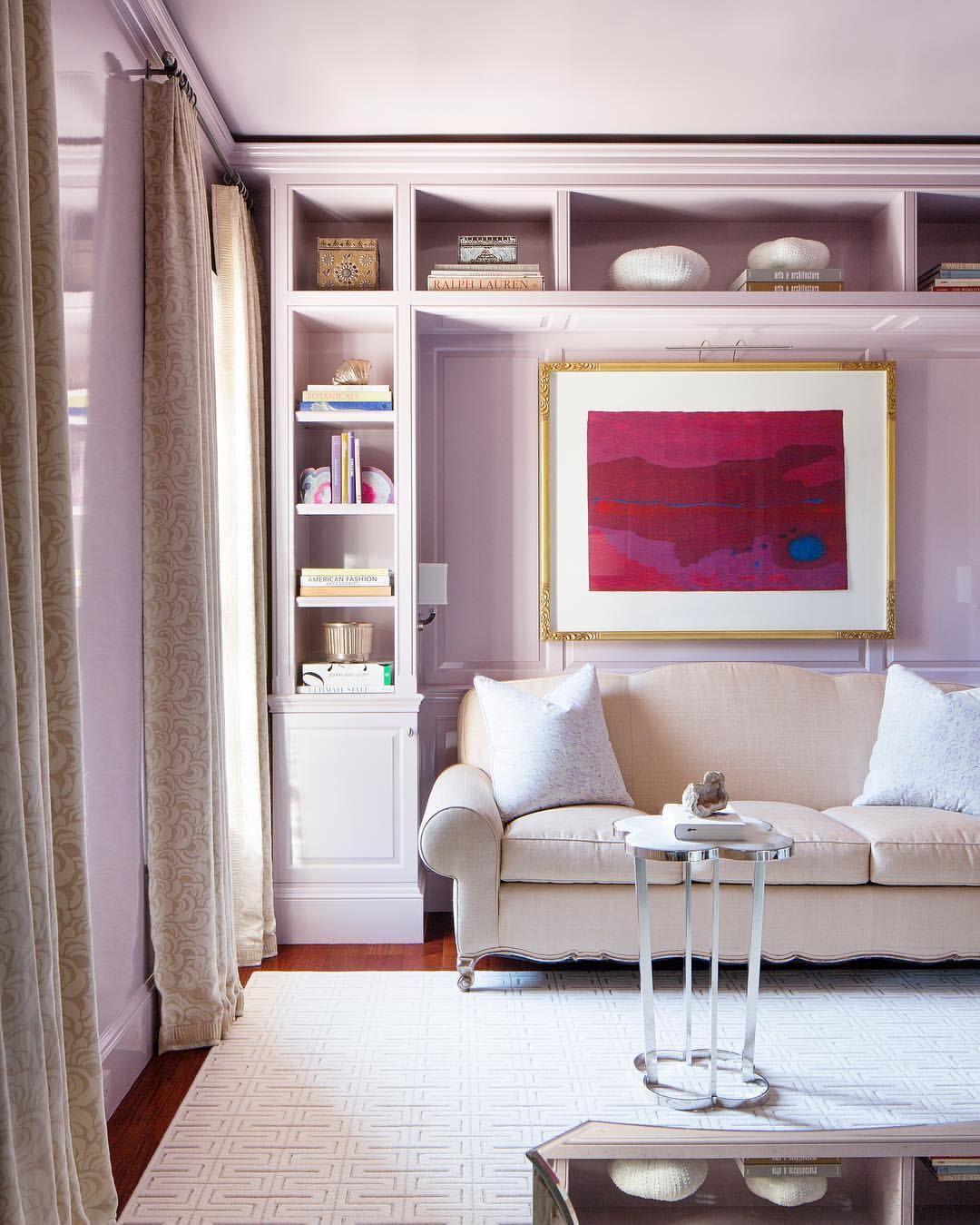 Loving Lavender Interior Design By Laura Lee Clark