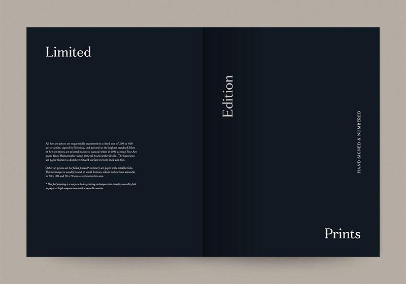 Kristina Krogh — Catalogue