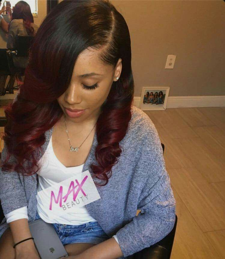 Lace Front Wig Sew In Tutorial