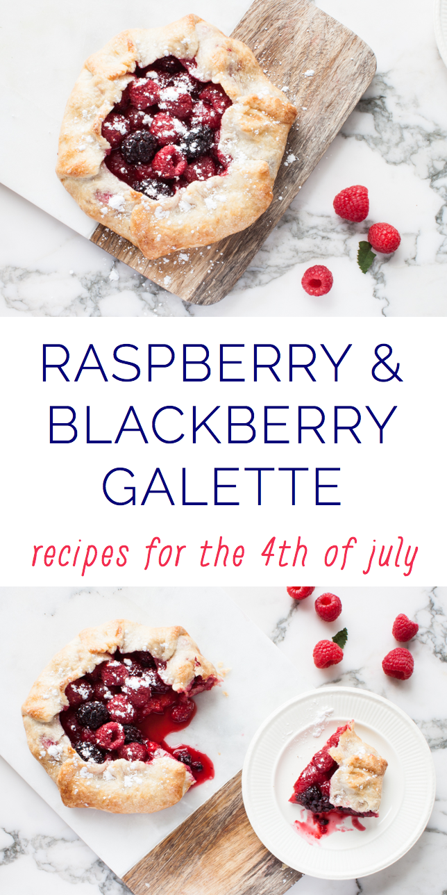 "See our board ""Red, White & Blue"" for more 4th of July inspired recipes!"