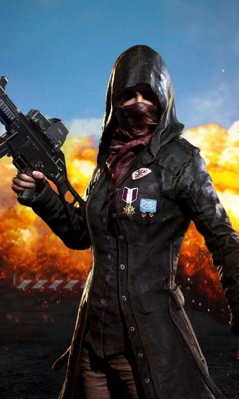 Playerunknowns Battlegrounds Pubg Popular Video Game X Wallpaper
