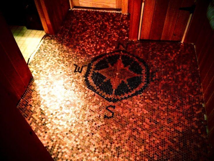 penny floor | Penny floor