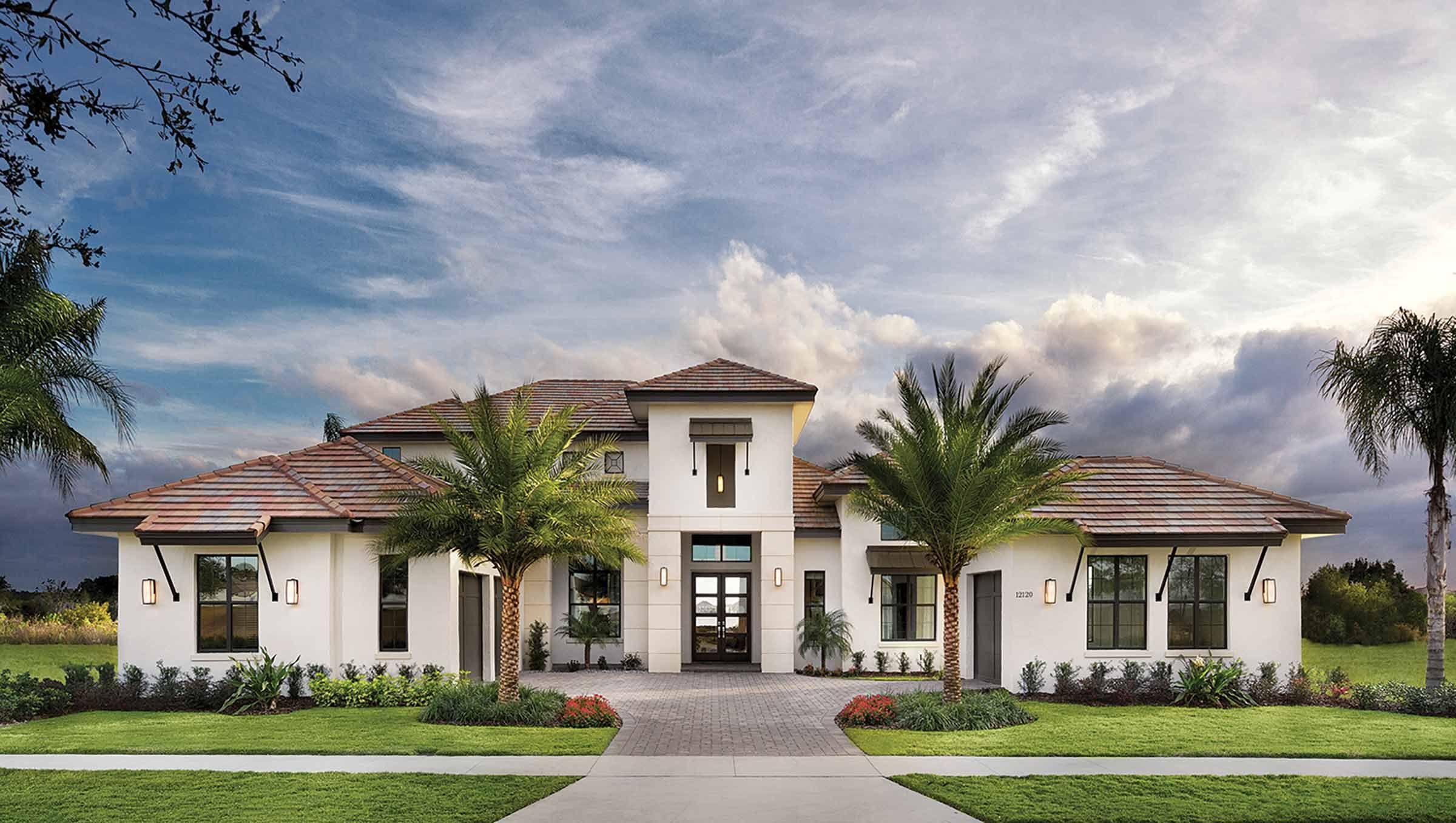 Custom Luxury Home Builder Arthur Rutenberg Homes | Sea Island House