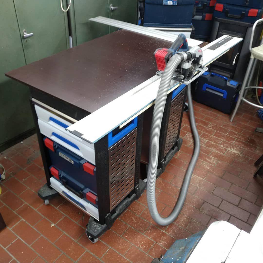 Daily Bosch Work Photo I Love My Workmos Werbung Aufgrund Markennennung Advertising Due To Branding Bosch Boschpt Boschpowertool Calisma Tezgahlari