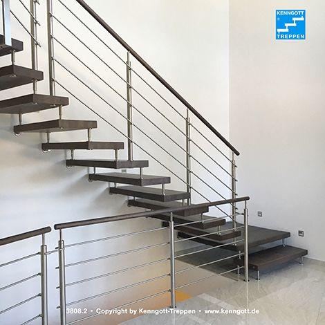Kenngott Treppe Terzo Stufen Eiche Barrique Longlife
