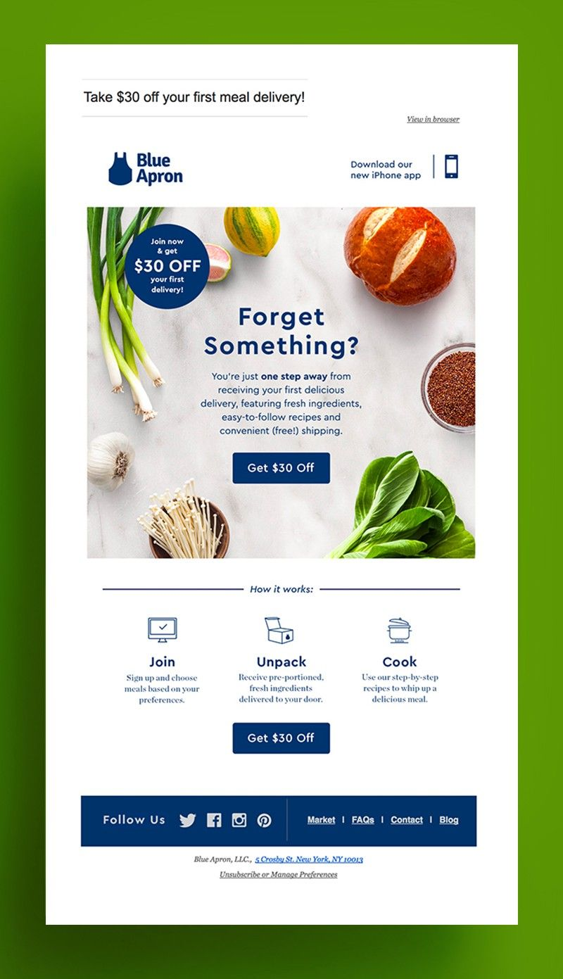 Design Tips Some Good Bad And Horrible Examples Of Some Abandon Cart Email Email Marketing Design Inspiration Email Marketing Design Email Design Inspiration