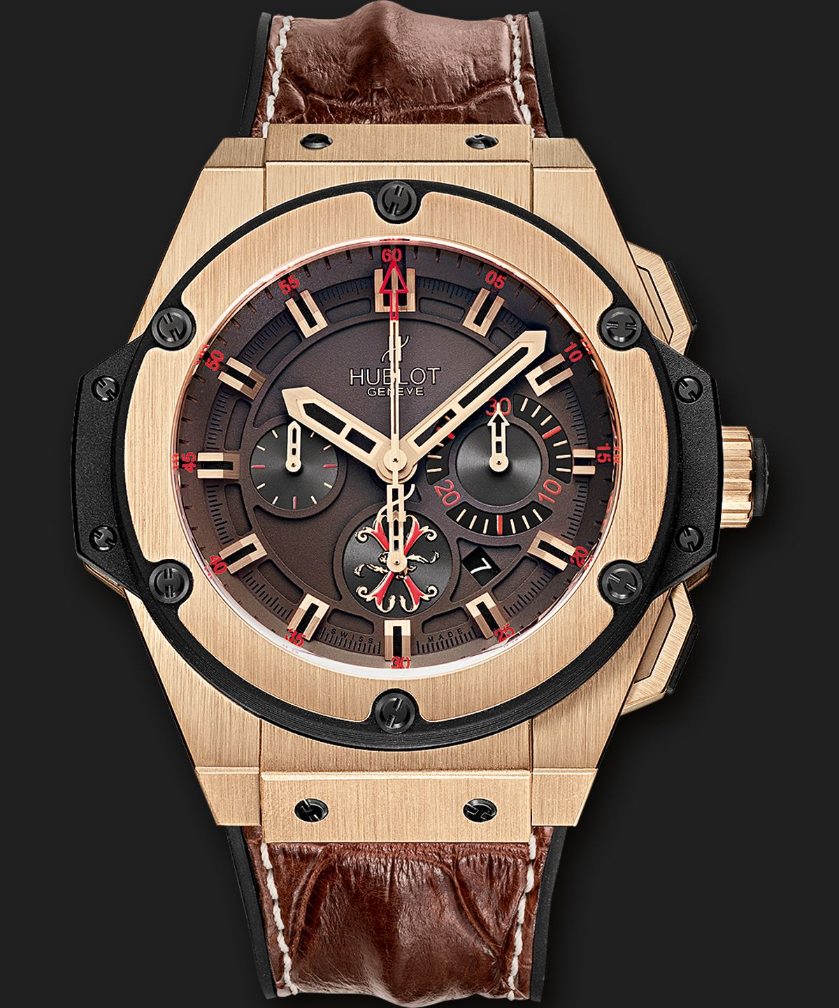 34e66372aa5 Hublot King Power Arturo Fuente King Gold 48mm