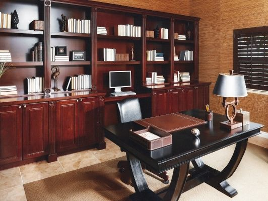 Home office | Home Office | Pinterest | Office designs, Office ...