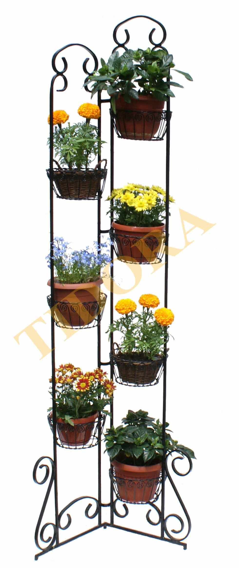 Decoratiuni si mobilier fier forjat plants stand pinterest for Mobilier stand