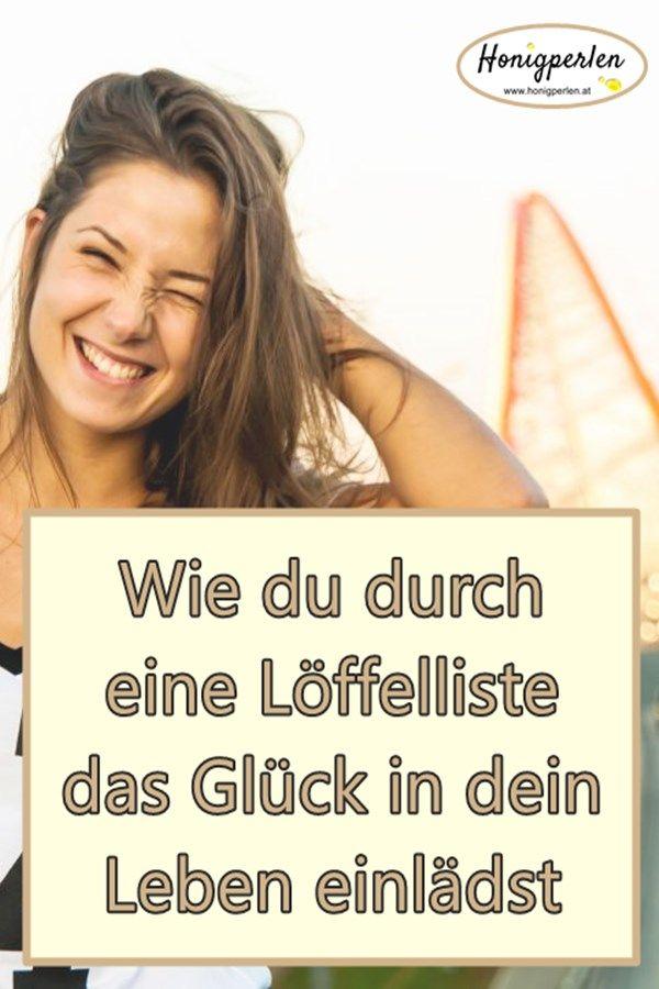 Photo of Glückszellen aufgepas: Wie du durch eine Löffelliste das Glück in dein Leben einlädst