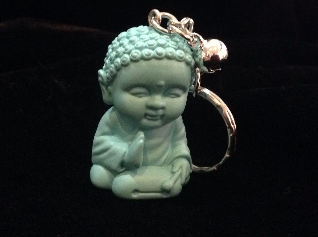 Llavero buda bebe