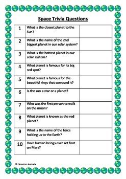photograph about Printable Trivia Questions for Middle School Students referred to as Pin upon trivia