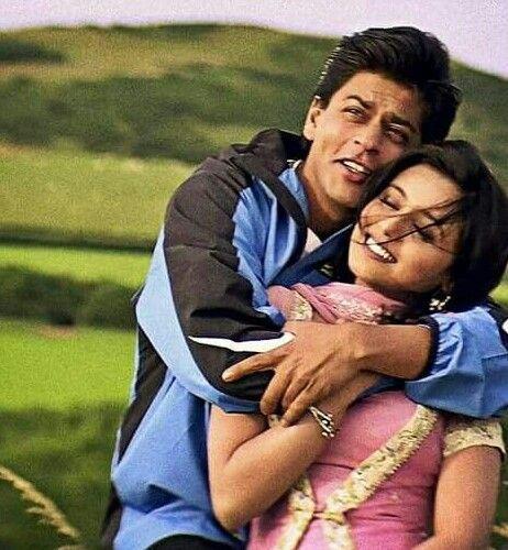 Image result for shahrukh rani kuch kuch hota hai