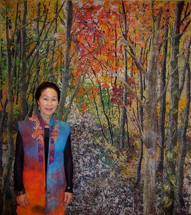 Noriko Endo . Naturescapes