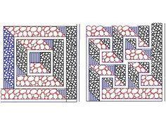 Bildergebnis für labyrinth walk quilt pattern free   Labyrinth ... : free labyrinth quilt pattern - Adamdwight.com