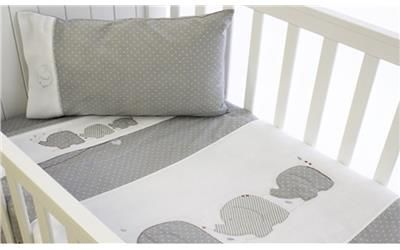 Petit Elephant | Cot Waffle Blanket by Bubba Blue Price Online from $37 - MyShopping.com.au