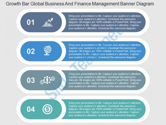 Growth bar global business and finance management banner flat growth bar global business and finance management banner flat powerpoint design toneelgroepblik Image collections