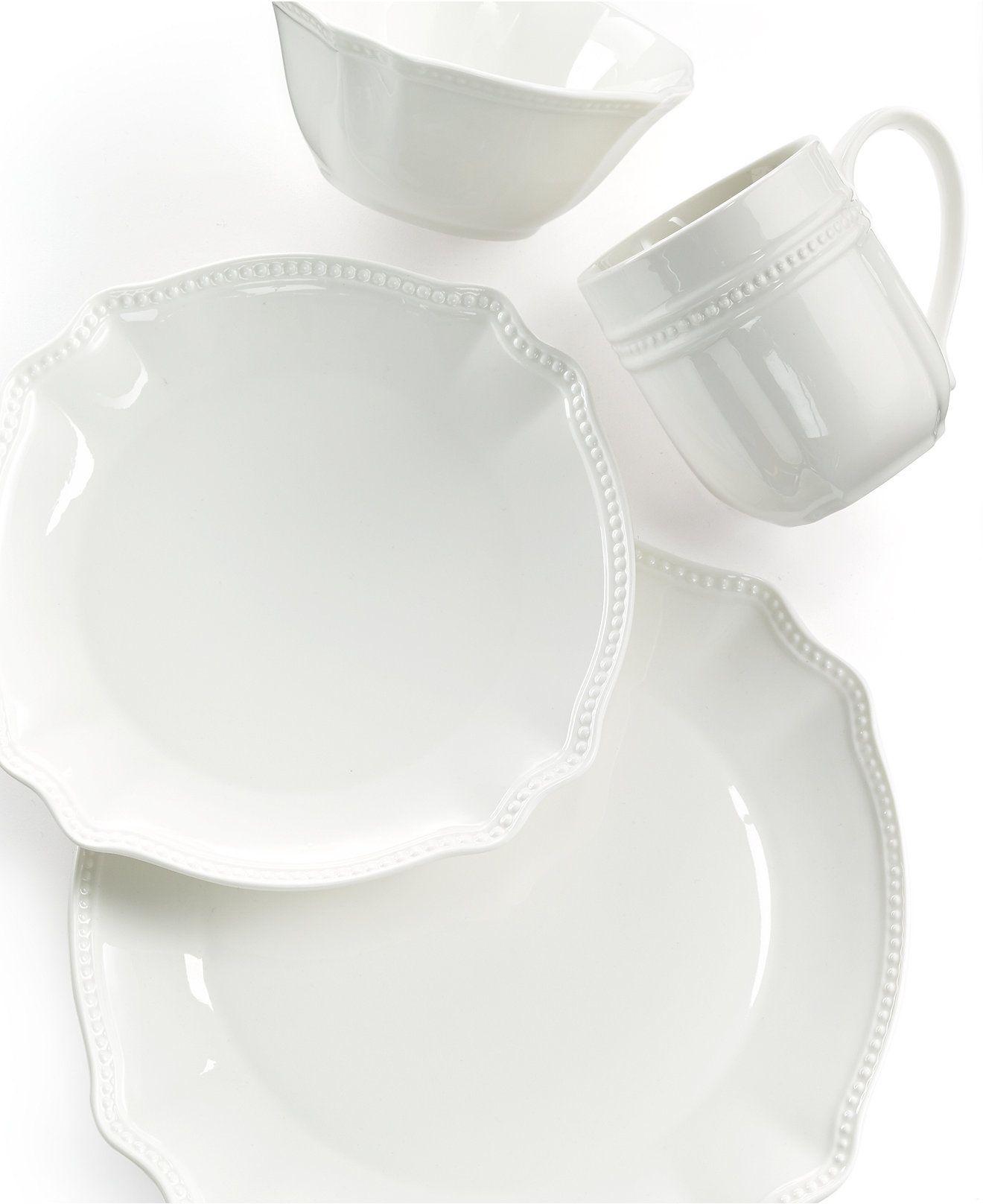 Isaac Mizrahi Diva Chic 4-Piece Place Setting - Dinnerware - Dining u0026 Entertaining -  sc 1 st  Pinterest & Isaac Mizrahi Diva Chic 4-Piece Place Setting - Dinnerware - Dining ...