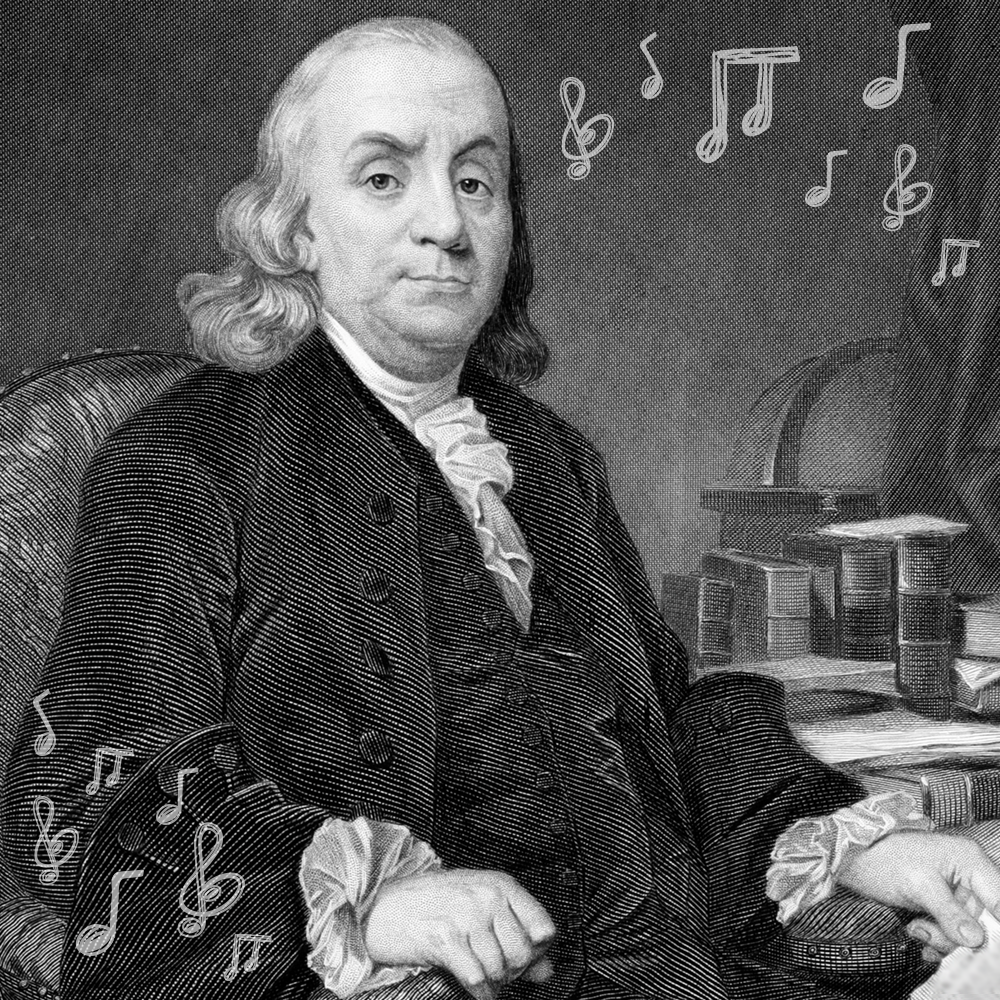 #TRIVIATUESDAY Benjamin Franklin was quite the prolific ... - photo#1