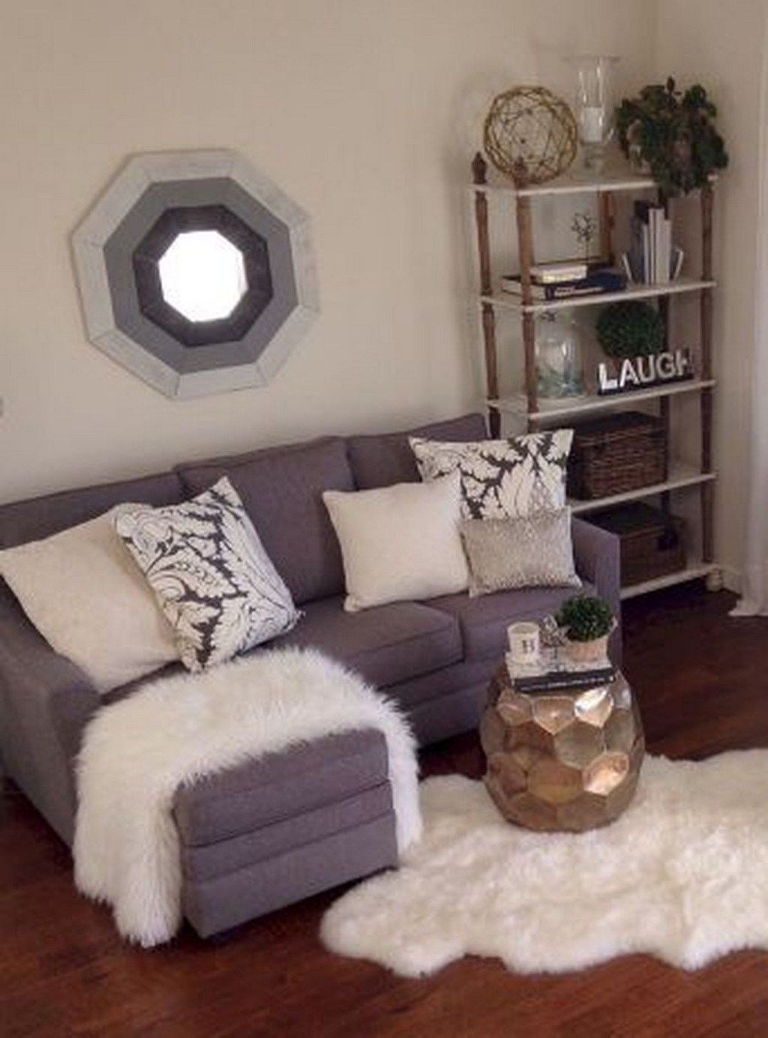 Cozy Small Apartment Decorating Ideas On A Budget 58 ...