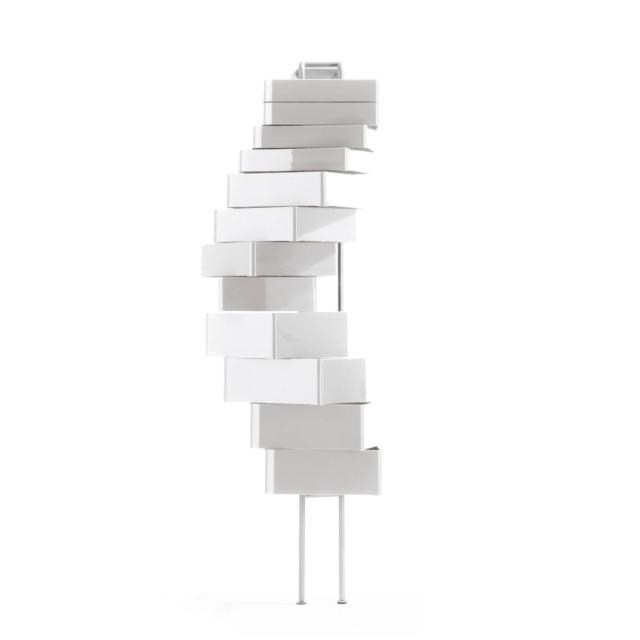Mobili Alti E Stretti 14 Soluzioni Per Sfruttare Lo Spazio In Verticale Cose Di Casa Ripiani In Vetro Organizzazione Ufficio Lavoro Bagno Contemporaneo