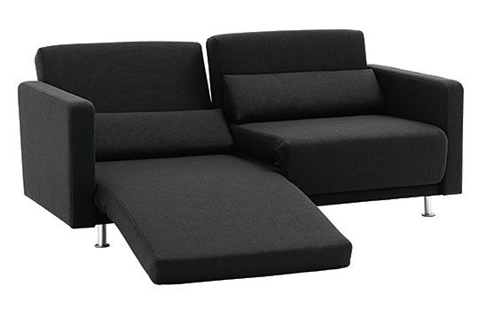 love this sofareclinersleeper from boconcept its definitely going in one of