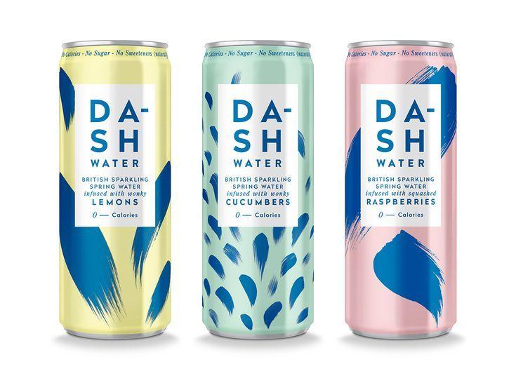 Wet + Wild: A Deep Dive into Branding Water #teapackaging