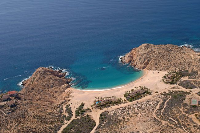 Santa Maria Beach Playa Santa Maria Beaches Of Cabo San Lucas Mexico Playa Santa Maria