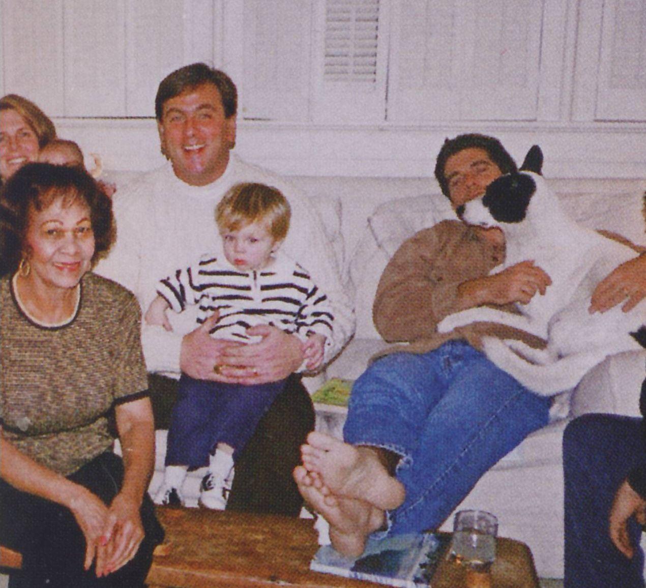 Carolyn and john dating divas thanksgiving photo