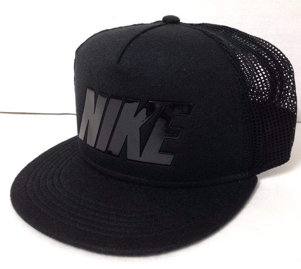 6cd3cb07d Details about $22 YOUTH boy/girl NIKE TRUCKER SNAPBACK HAT ...