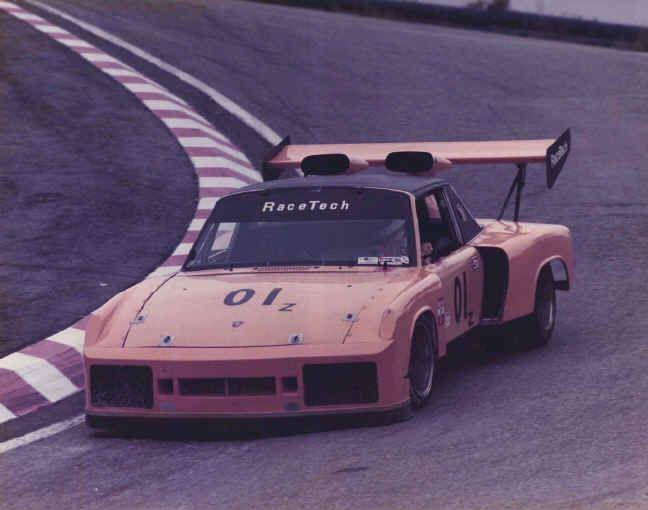 914 V8 Porsche 914 Motorsport Motor Car