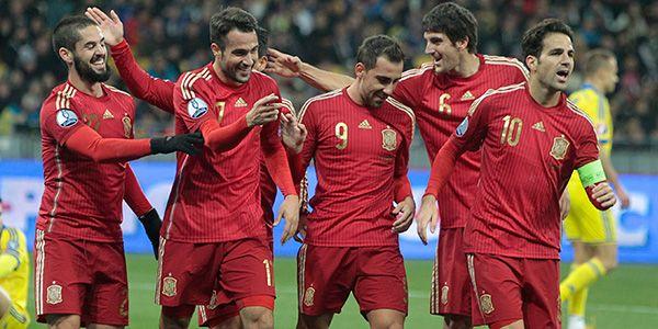 Teşekkürler İspanya!
