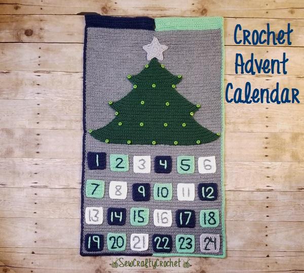 crochet christmas countdown Google Search Crochet