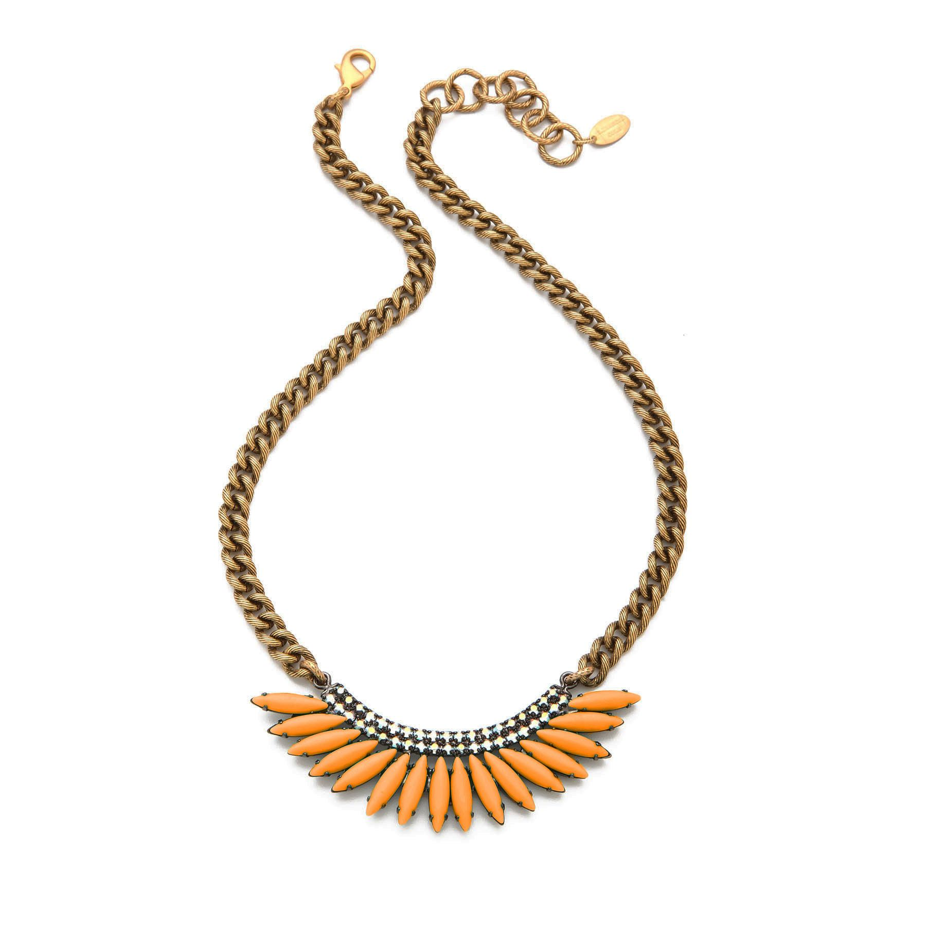 Milly necklace products pinterest products