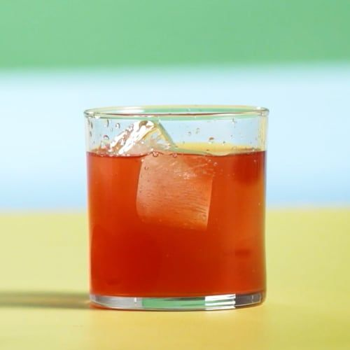 Winter Grapefruit Cocktail - Kroger #grapefruitcocktail