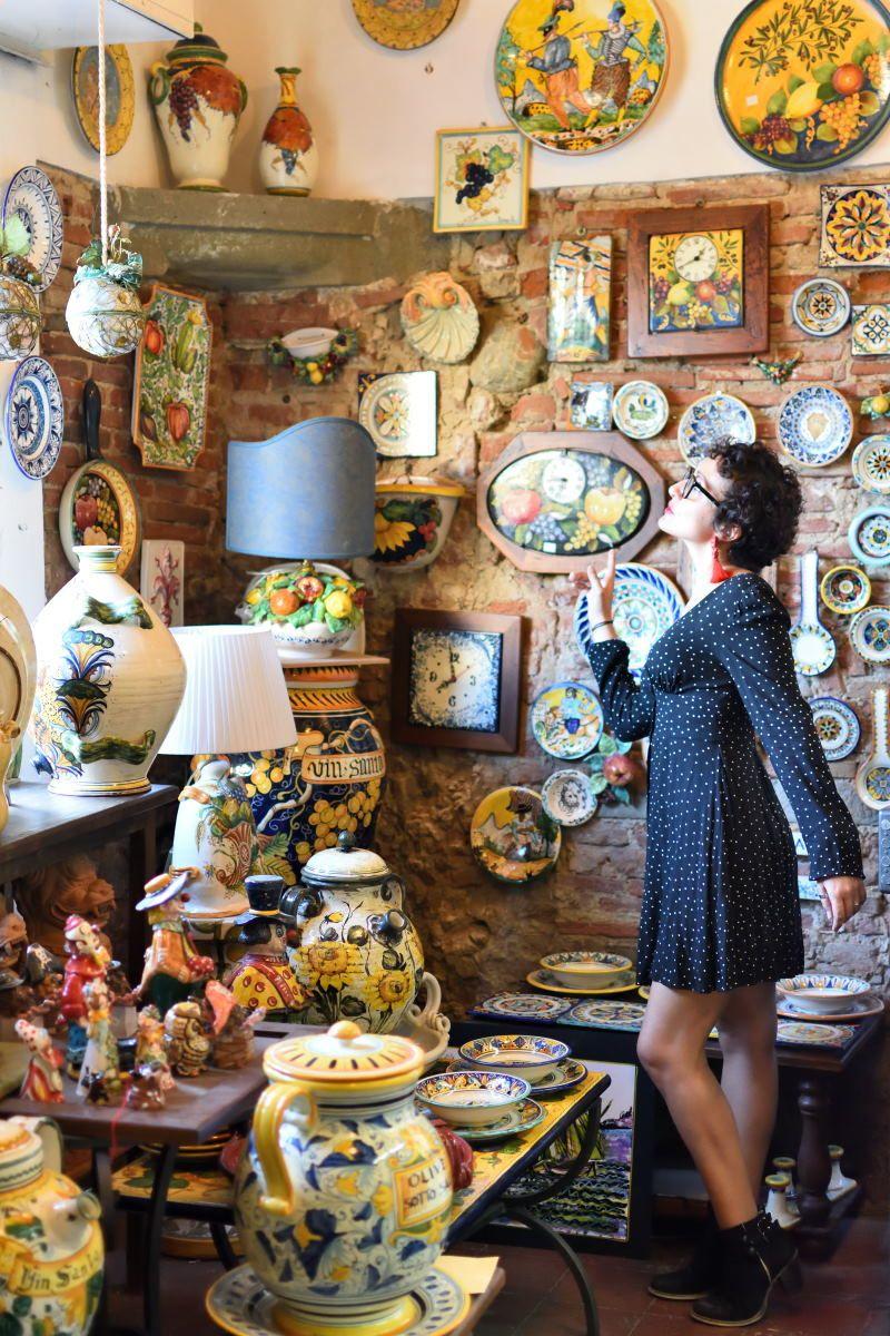 Ceramiche Toscane Montelupo Fiorentino ceramiche di montelupo fiorentino   ceramica, toscana, in
