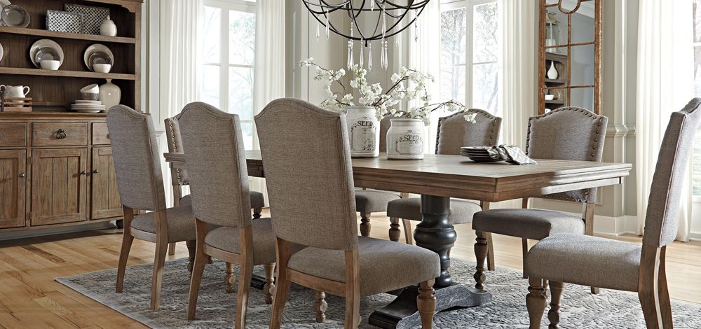 Tanshire Dining Room Ashley Furniture Home Down The