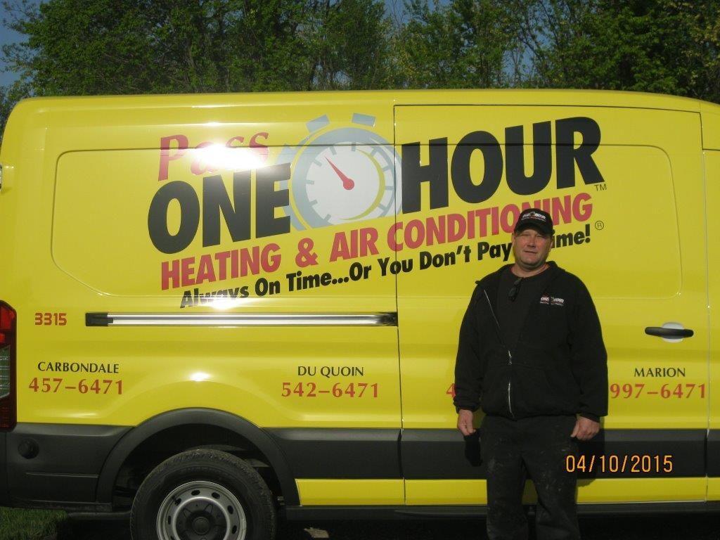 Meet Mike Cerv, an Installer and Technician here at Pass