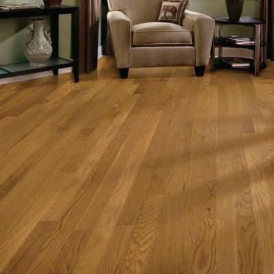 Bruce Butterscotch Oak 3 4 In Thick X 2 1 4 In Wide X Random Length Solid Hardwood Flooring 20 Hardwood Floors Solid Hardwood Floors Wood Floors Wide Plank
