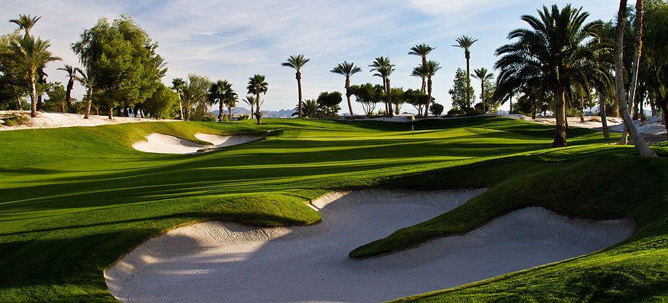 Golf las strip vegas