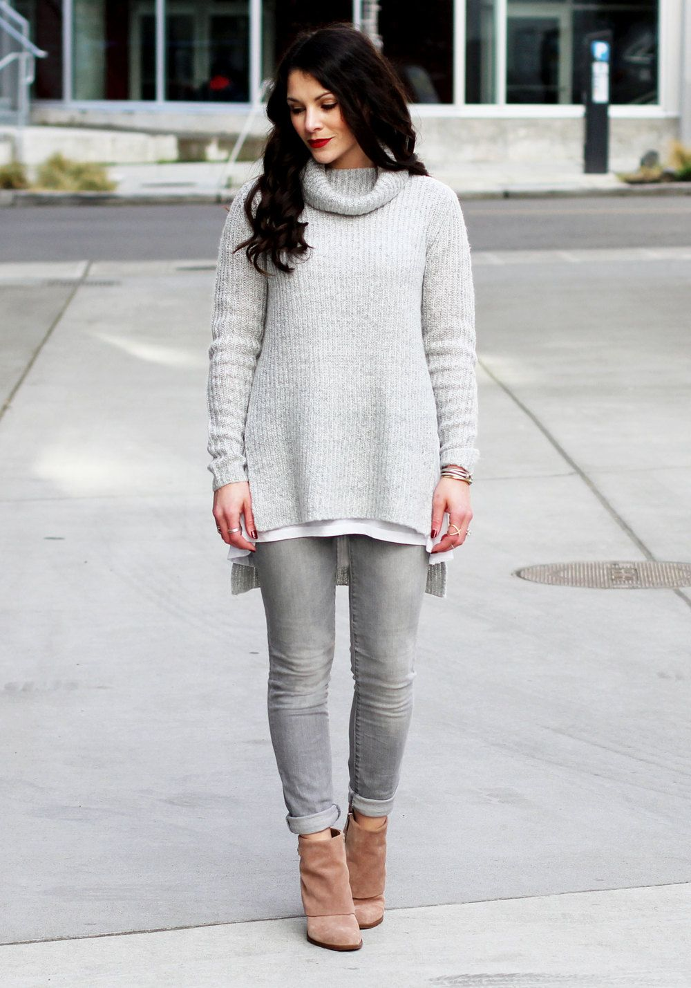 a4719b4c3f Winter Gray Outfit