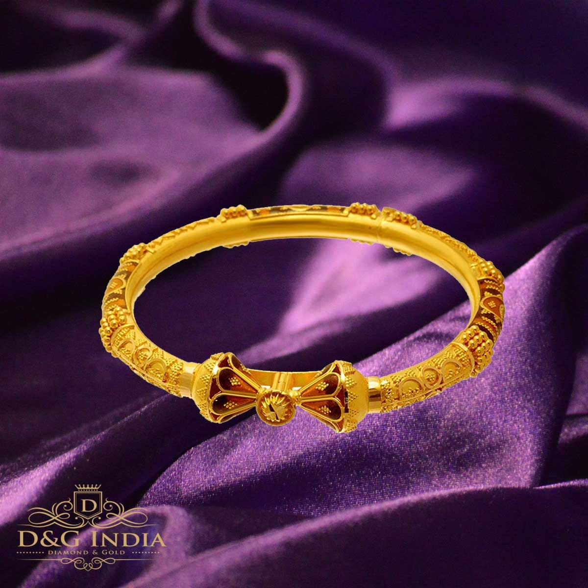 Pc Chandra Jewellers Goldites Bangle Collection Fashion Bracelets Jewels Gold Bangles