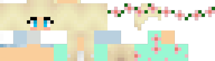Minecraft Pe Skins For Girls Layout Minecraft Pe Skins