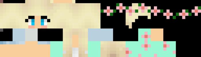 Cute Girly Minecraft Skins Full HD Pictures K Ultra Full - Skins para minecraft pe de rock