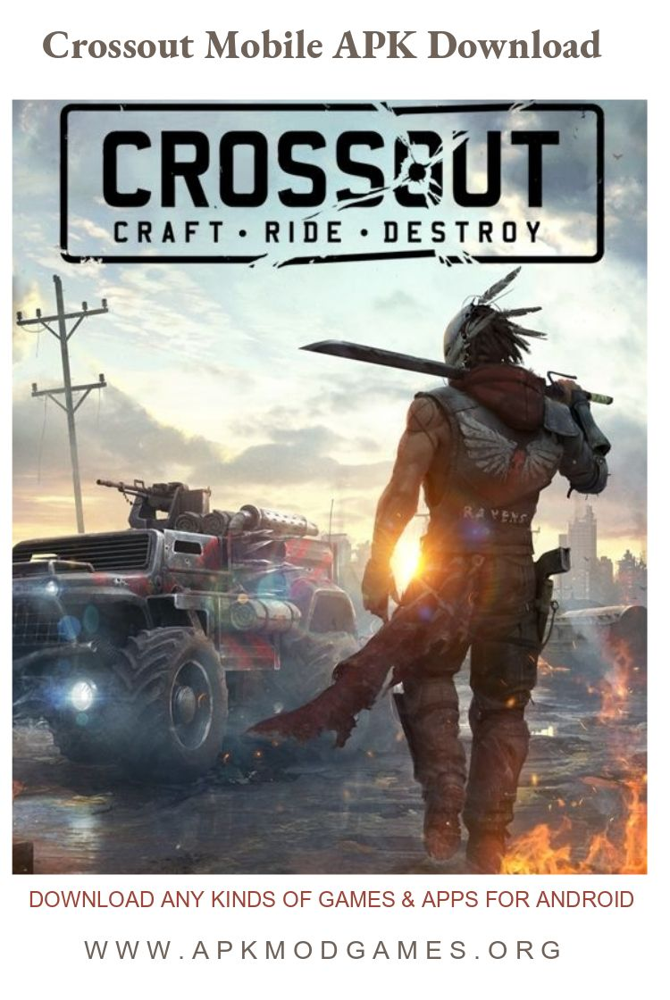 Crossout Mobile APK v0.5.4.27208 Android Game Download in