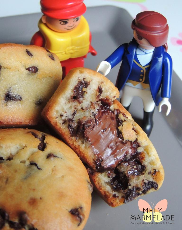 Recette mandises au Nutella #recettesympa