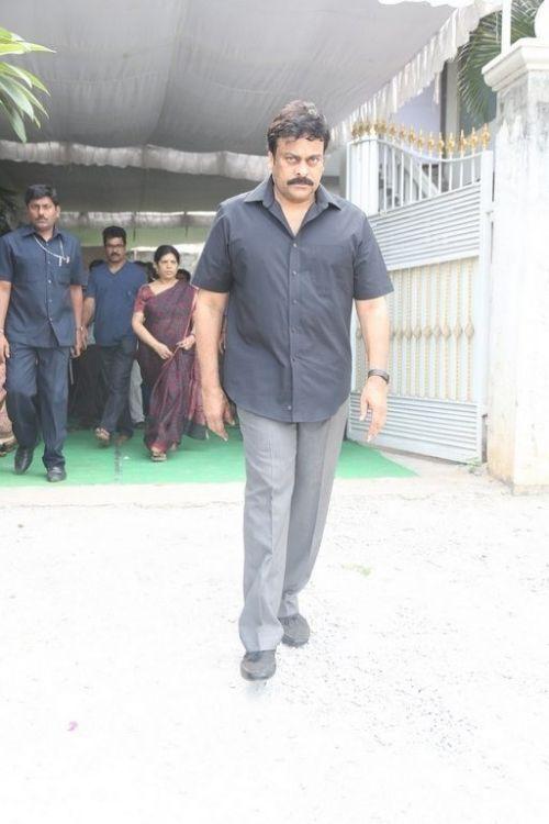 Mada Venkateswara Rao Condolences Photos