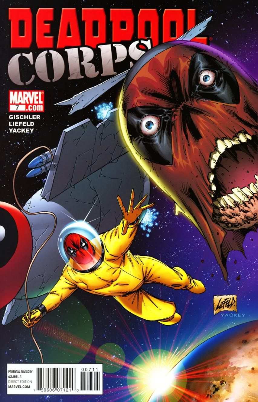 Deadpool Corps issue 7